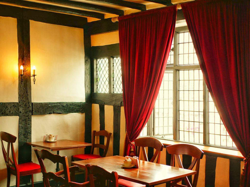 Hathaway tea rooms